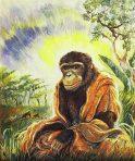 Zen Monk Gift Card