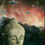 Buddha and the UFO's