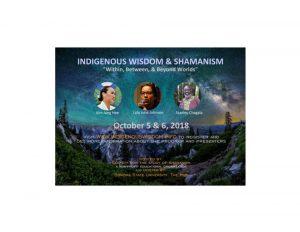 Indigenous Wisdom & Shamanism at Sonoma State University @ Sonoma State University
