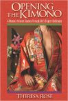 Opening The Kimono: A Woman's Intimate Journey Through Life's Biggest Challenges by Theresa Rose