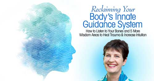 Virtual Event: Reclaiming Your Body's Innate Guidance System with Suzanne Scurlock-Durana @ The Shift Network
