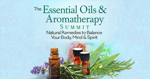 Virtual Event: The Essential Oils & Aromatherapy Summit @ The Shift Network