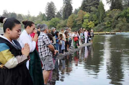 Gathering of Nations and Indigenous Wisdom @ Guerneville Johnson's Beach  | Guerneville | California | United States