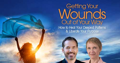 FREE VIDEO EVENT: Getting Your Wounds Out of Your Way with Tim Kelley & Beth Scanzani @ The Shift Network