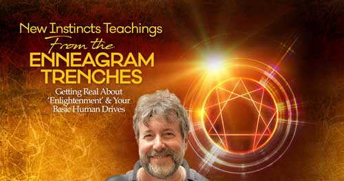 Virtual Event: New Instincts Teachings From the Enneagram Trenches with Russ Hudson @ The Shift Network
