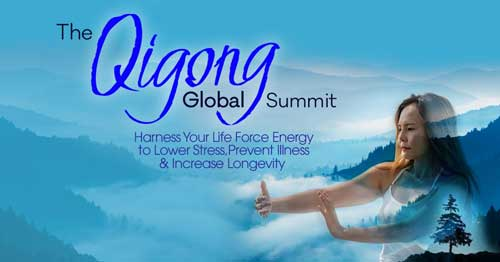 Virtual Event: The Qigong Global Summit @ The Shift Network