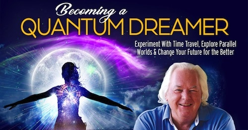 Virtual Event: Becoming a Quantum Dreamer with Robert Moss @ The Shift Network