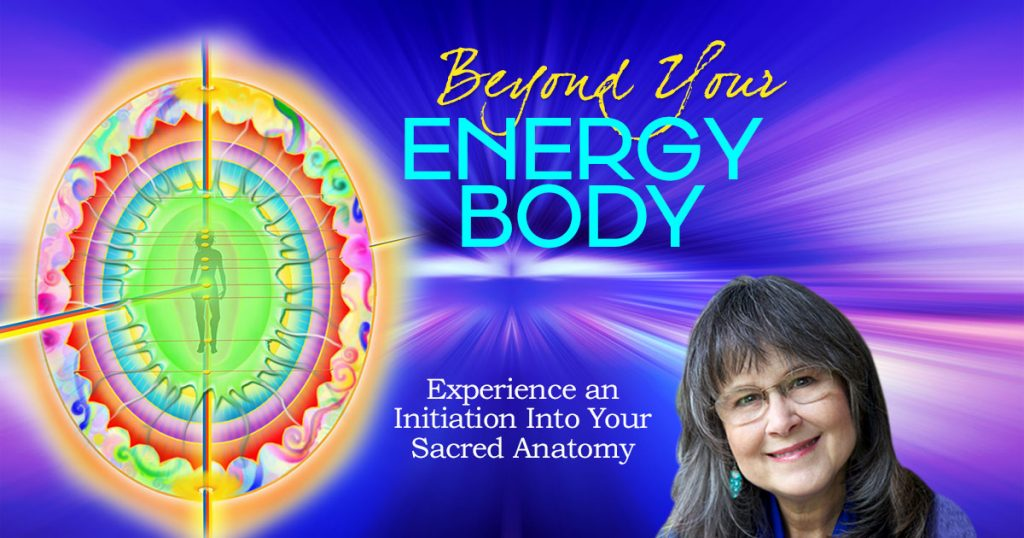 Virtual Event: Beyond Your Energy Body with Desda Zuckerman @ The Shift Network