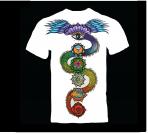 Chakra T-Shirt Medium